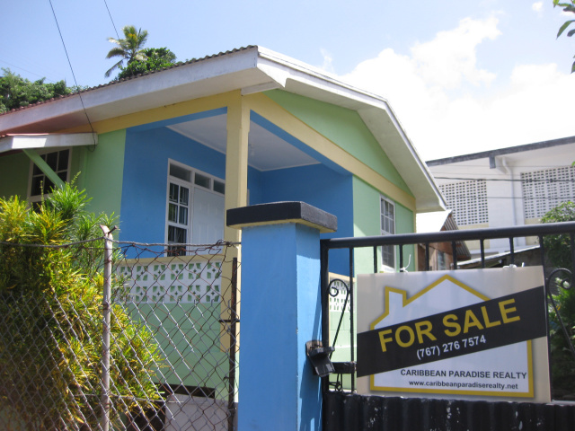 Dominica Real Estate Houses For Sale In St Joseph Dominica